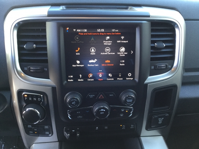 2018 Ram 1500 Crew Cab 4x4, Pickup #DJ110 - photo 10