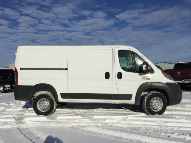 2018 ProMaster 1500, Cargo Van #DJ115 - photo 3