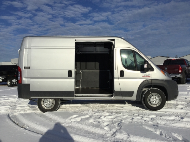 2018 ProMaster 1500, Cargo Van #DJ117 - photo 3