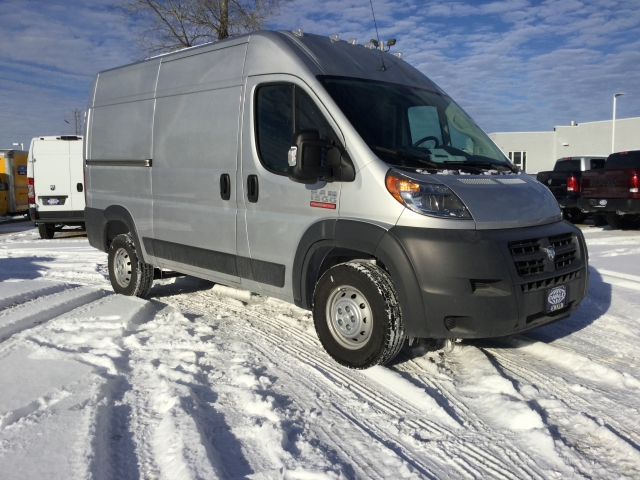 2018 ProMaster 1500, Cargo Van #DJ117 - photo 4