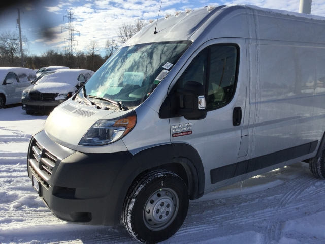 2018 ProMaster 1500, Cargo Van #DJ117 - photo 8