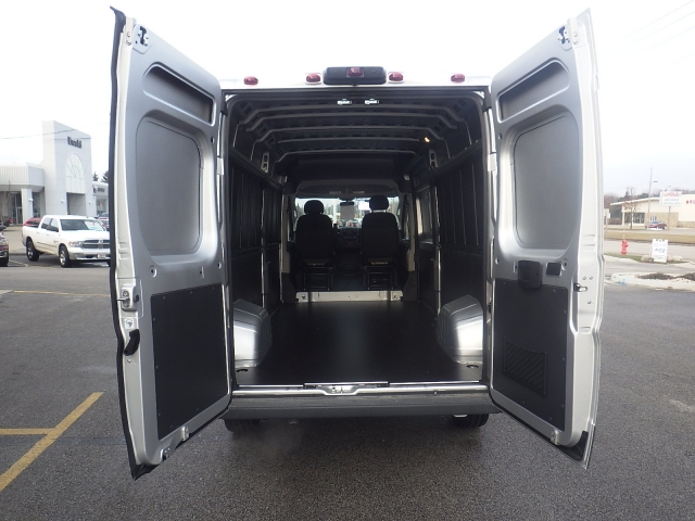 2018 ProMaster 2500 Cargo Van #DJ121 - photo 27