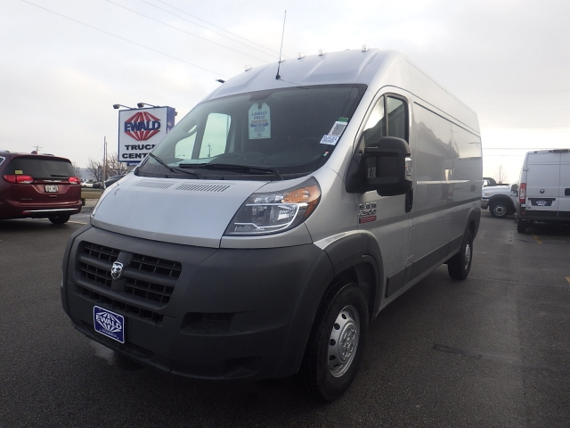 2018 ProMaster 2500 Cargo Van #DJ121 - photo 8