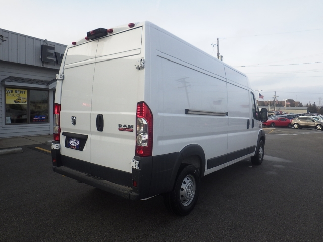 2018 ProMaster 2500 Cargo Van #DJ123 - photo 4