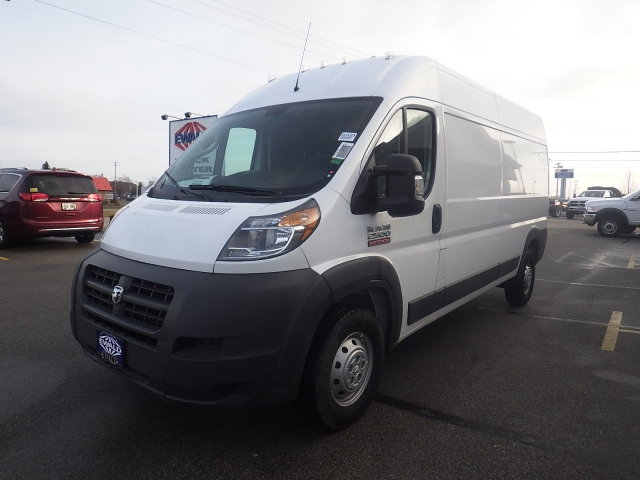 2018 ProMaster 2500 Cargo Van #DJ123 - photo 8