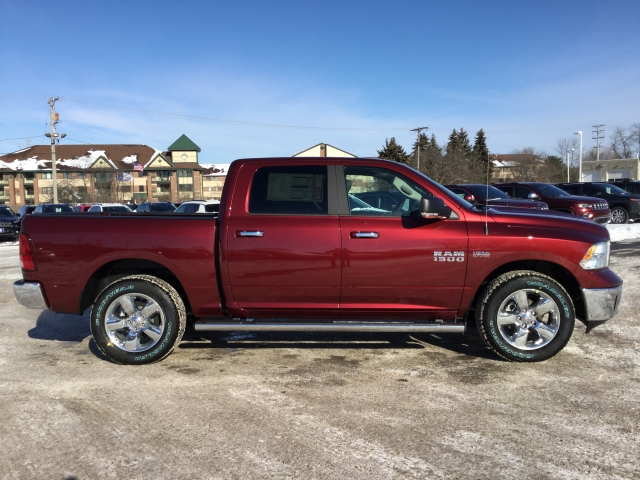 2018 Ram 1500 Crew Cab 4x4, Pickup #DJ144 - photo 3
