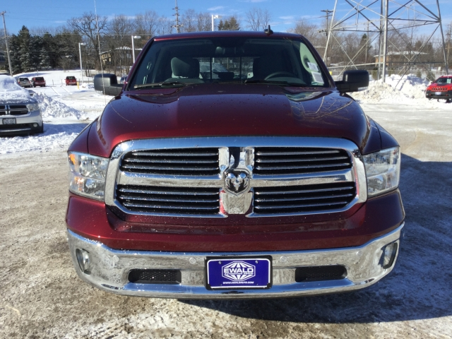 2018 Ram 1500 Crew Cab 4x4, Pickup #DJ144 - photo 8