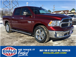 2018 Ram 1500 Crew Cab 4x4, Pickup #DJ144 - photo 1