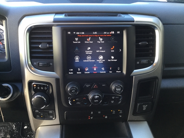 2018 Ram 1500 Crew Cab 4x4, Pickup #DJ152 - photo 12