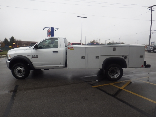 2017 Ram 4500 Regular Cab DRW 4x4 Service Body #DJ153 - photo 16