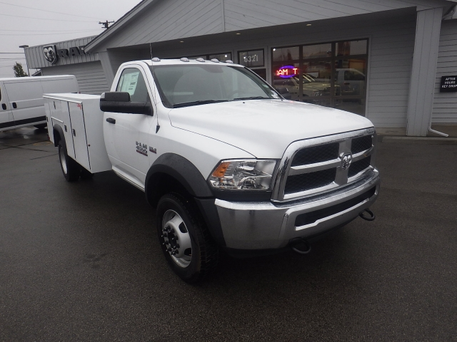 2017 Ram 4500 Regular Cab DRW 4x4 Service Body #DJ153 - photo 3