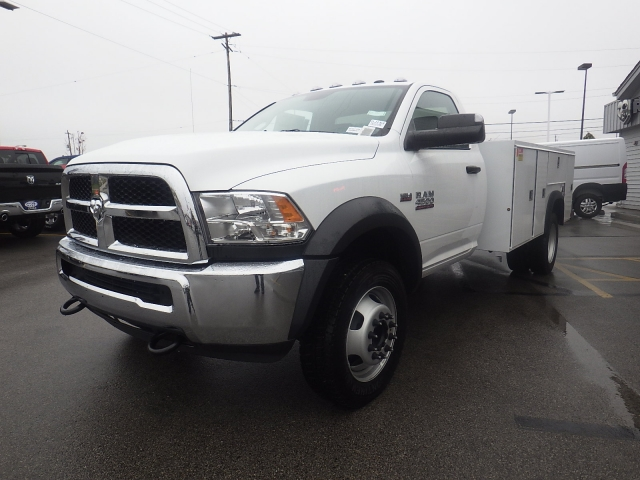 2017 Ram 4500 Regular Cab DRW 4x4 Service Body #DJ153 - photo 23