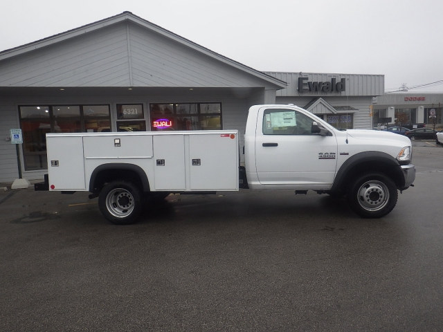2017 Ram 4500 Regular Cab DRW 4x4 Service Body #DJ153 - photo 4