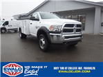 2017 Ram 4500 Regular Cab DRW 4x4 Service Body #DJ153 - photo 1
