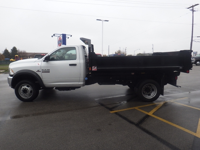 2017 Ram 4500 Regular Cab DRW 4x4 Dump Body #DJ154 - photo 10