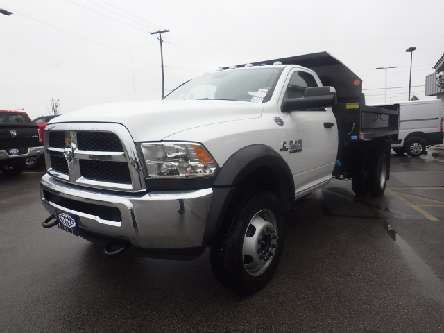2017 Ram 4500 Regular Cab DRW 4x4 Dump Body #DJ154 - photo 14