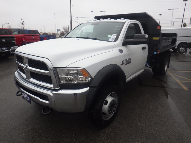 2017 Ram 4500 Regular Cab DRW 4x4 Dump Body #DJ154 - photo 15