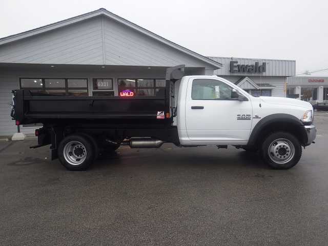 2017 Ram 4500 Regular Cab DRW 4x4 Dump Body #DJ154 - photo 4