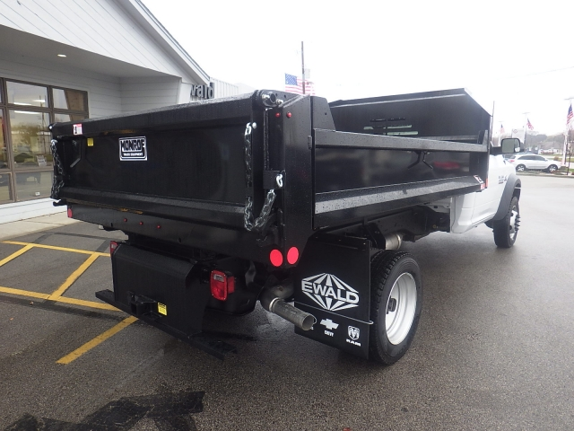 2017 Ram 4500 Regular Cab DRW 4x4 Dump Body #DJ154 - photo 2