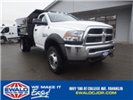 2017 Ram 4500 Regular Cab DRW 4x4 Dump Body #DJ154 - photo 1