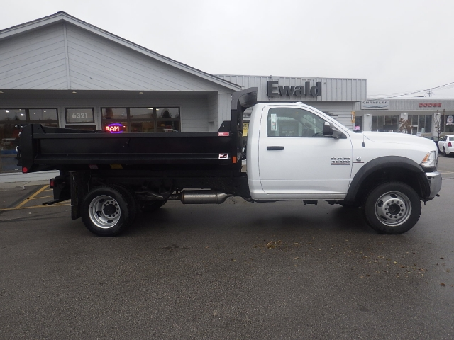 2017 Ram 4500 Regular Cab DRW 4x4 Dump Body #DJ155 - photo 4