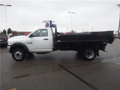 2017 Ram 4500 Regular Cab DRW 4x4 Dump Body #DJ155 - photo 10