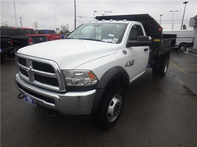 2017 Ram 4500 Regular Cab DRW 4x4 Dump Body #DJ155 - photo 15