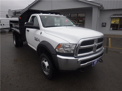 2017 Ram 4500 Regular Cab DRW 4x4 Dump Body #DJ155 - photo 3