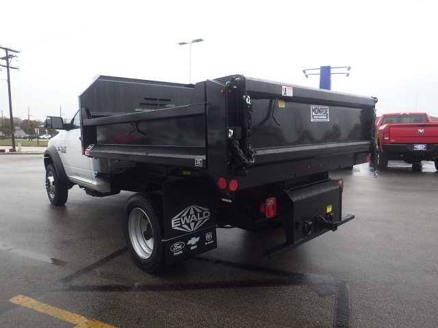2017 Ram 4500 Regular Cab DRW Dump Body #DJ157 - photo 9