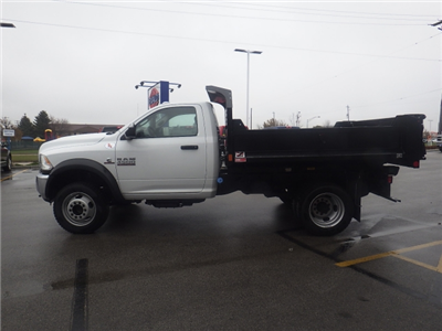 2017 Ram 4500 Regular Cab DRW Dump Body #DJ157 - photo 10