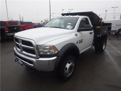 2017 Ram 4500 Regular Cab DRW Dump Body #DJ157 - photo 12