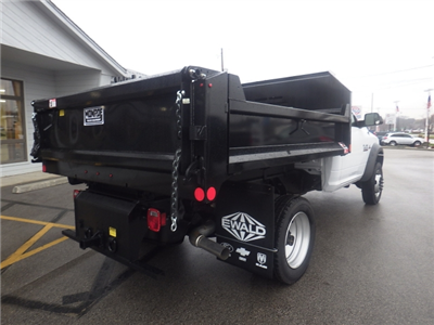 2017 Ram 4500 Regular Cab DRW Dump Body #DJ157 - photo 2