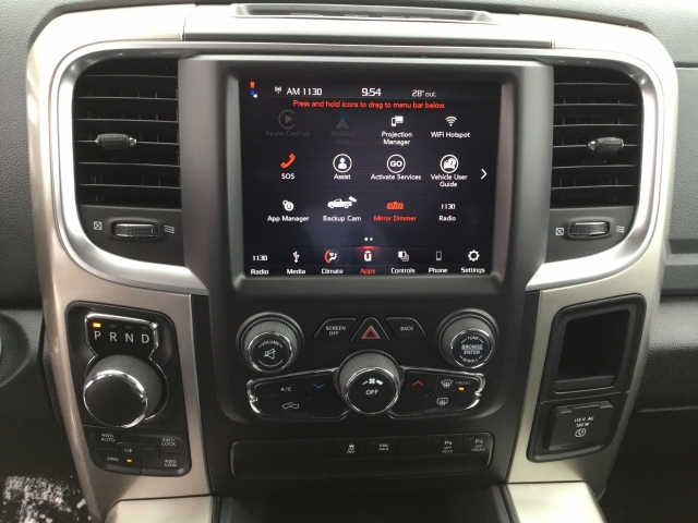 2018 Ram 1500 Crew Cab 4x4, Pickup #DJ163 - photo 10
