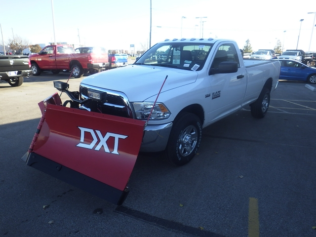 2018 Ram 2500 Regular Cab 4x4, Pickup #DJ166 - photo 10