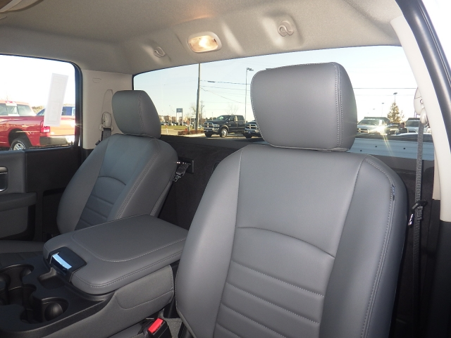 2018 Ram 2500 Regular Cab 4x4, Pickup #DJ166 - photo 18