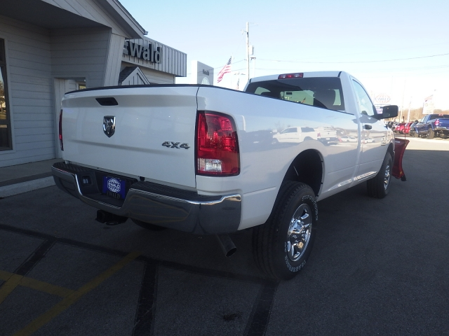 2018 Ram 2500 Regular Cab 4x4 Pickup #DJ166 - photo 2