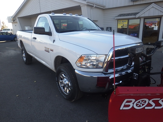 2018 Ram 2500 Regular Cab 4x4, Pickup #DJ167 - photo 4