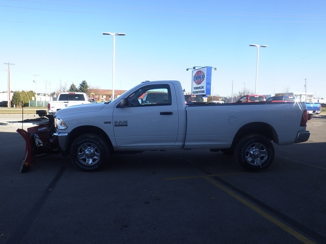 2018 Ram 2500 Regular Cab 4x4, Pickup #DJ167 - photo 8
