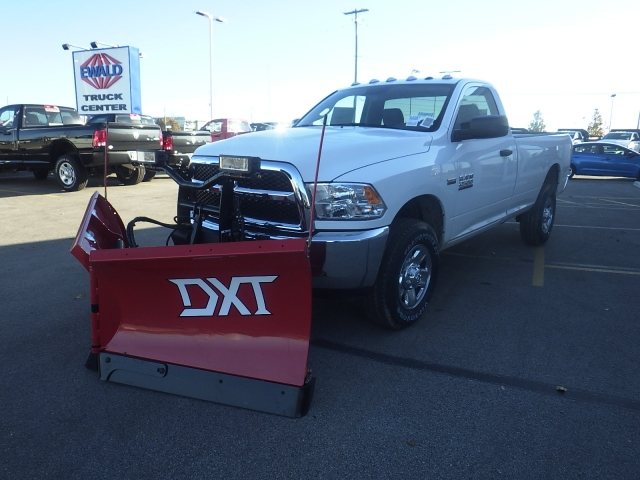 2018 Ram 2500 Regular Cab 4x4 Pickup #DJ167 - photo 9