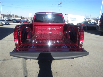 2018 Ram 1500 Quad Cab 4x4, Pickup #DJ168 - photo 30