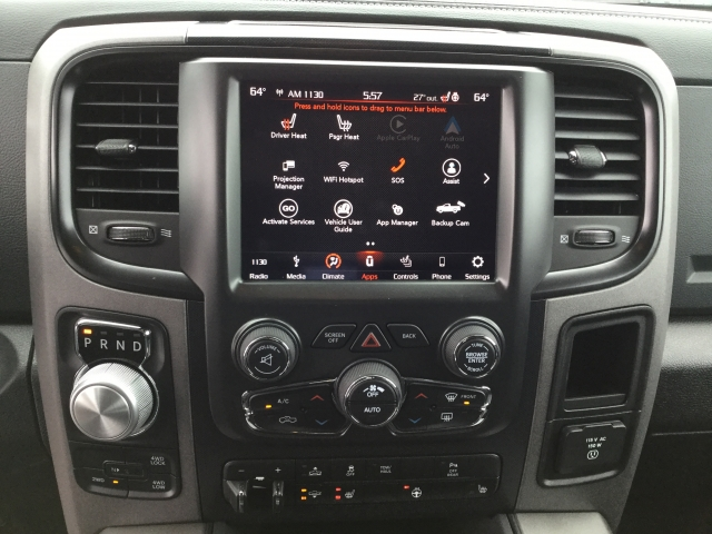 2018 Ram 1500 Crew Cab 4x4, Pickup #DJ175 - photo 13