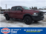 2018 Ram 1500 Crew Cab 4x4, Pickup #DJ175 - photo 1