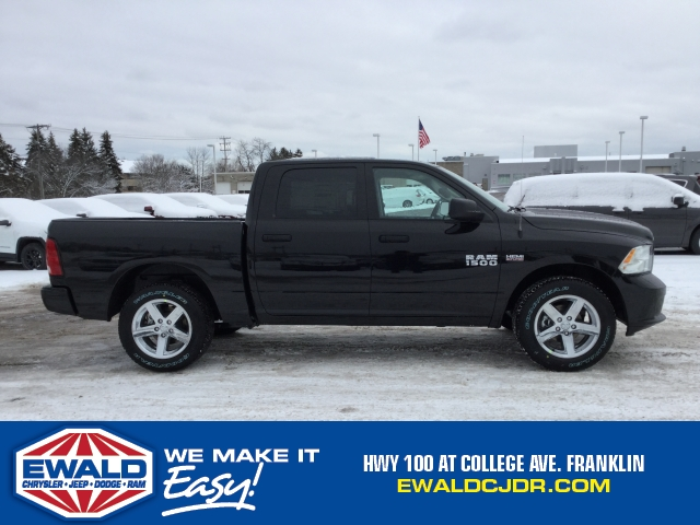 2018 Ram 1500 Crew Cab 4x4, Pickup #DJ177 - photo 1