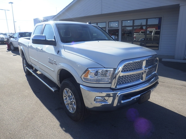 2018 Ram 2500 Crew Cab 4x4, Pickup #DJ197 - photo 3