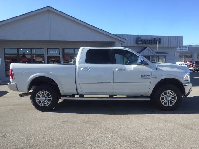 2018 Ram 2500 Crew Cab 4x4, Pickup #DJ197 - photo 4