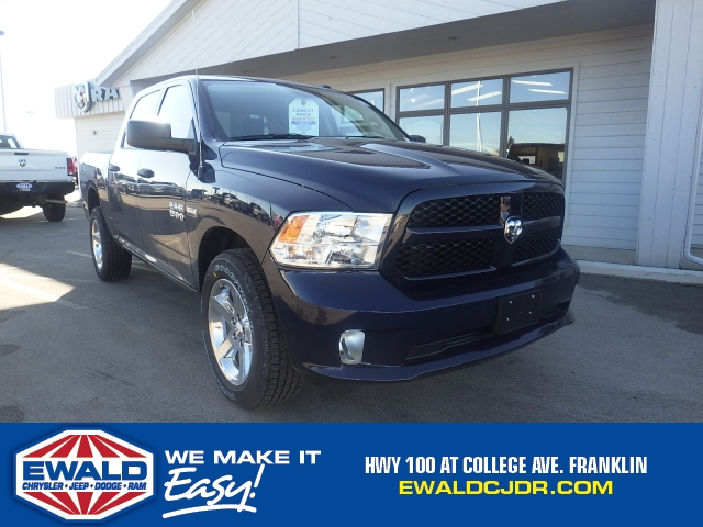 2018 Ram 1500 Crew Cab 4x4, Pickup #DJ198 - photo 1