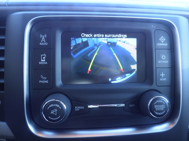 2018 Ram 1500 Crew Cab 4x4, Pickup #DJ198 - photo 24