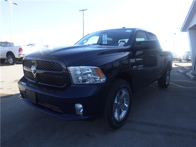 2018 Ram 1500 Crew Cab 4x4, Pickup #DJ198 - photo 8
