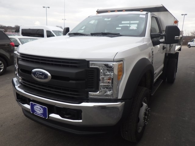 2017 F-550 Regular Cab DRW 4x4, Monroe Dump Body #A10037 - photo 14