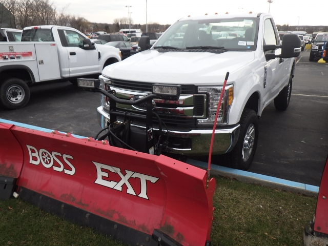 2017 F-350 Regular Cab 4x4, Pickup #A9813 - photo 4